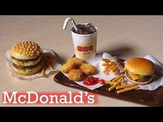 Miniature Fast Food Collaboration Tutorials Part 2 - Creating Dollhouse Miniatures