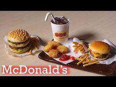 Miniature McDonald's