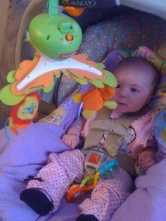 reborn babies girls in carseat google search reborn dolls pinterest car seats google. Black Bedroom Furniture Sets. Home Design Ideas