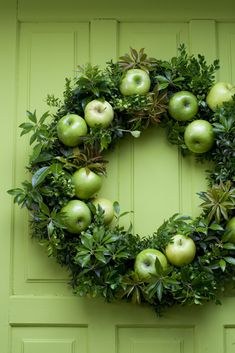 Wreath - lovely! :)