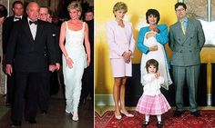 DOMINIC LAWSON: How I wish Diana had taken our advice