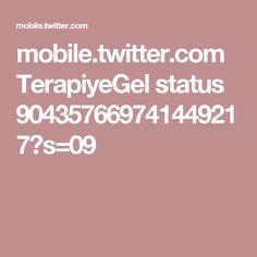 mobile.twitter.com TerapiyeGel status 904357669741449217?s=09