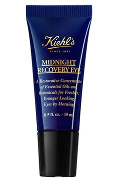 Kiehl's Since 1851 'Midnight Recovery Eye' Concentrate available at #Nordstrom