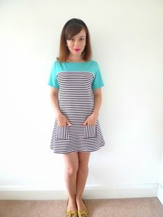 A Summery Short Sleeved Coco Hack