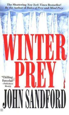 Winter Prey (Lucas Davenport, #5)  by John Sandford