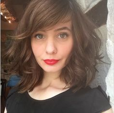 Coiffure cheveux mi-longs 2015