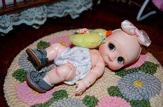 Nappy Choo doll