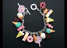 Candy Charm Bracelet $23.99