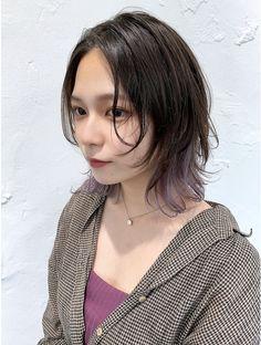 Hair Inspo, Hair Inspiration, Cute Korean Girl, How To Make Hair, Hair Designs, Cute Hairstyles, New Hair, Wigs, Short Hair Styles