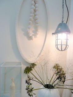 (cotton) beads - Stylish corner At Home - Woonbeurs 2011