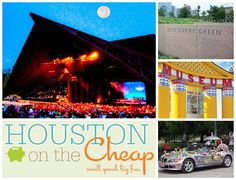 Free Fun in Austin: Road Trip: Top 4 Free Things to do in Houston