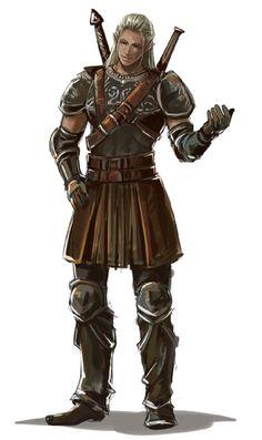 Dragon Age: Origins - Zevran by dakkun39