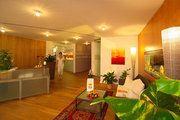 Spa Reception der Vitaloase - Wellnesscenter und des Gesundheitszentrums http://www.pulverer.at/thermen-hotel-bad-kleinkirchheim.it.htm