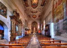 Santa Maria - by Giuseppe Peppoloni