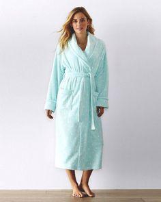 SONOMA Goods for Life™ Long Plush Robe
