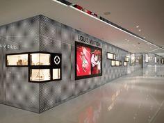 Louis Vuitton Hong Kong Canton Road   office of kumiko inui