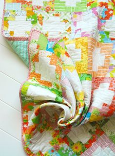 I think I will become a quilter.