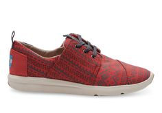 Vegan sneakers from Tom's- and they donate a pair to kids in need!  $59 available at Toms.com or Nordstrom Rack, Whole Foods, or Urban Outfitters.
