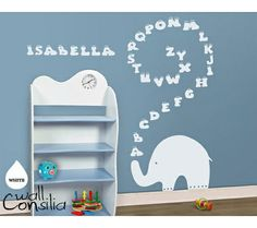 elephant theme baby room | elephant themed baby girl room - Google Search | Bedroom-ish Things