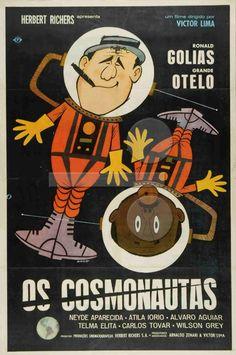 Cartaz de Os Cosmonautas (1962)
