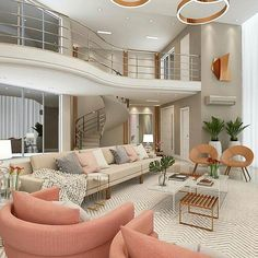 [New] The Best Home Decor (with Pictures) These are the 10 best home decor today. According to home decor experts, the 10 all-time best home decor. Interior Design Your Home, Dream House Interior, Luxury Homes Dream Houses, Dream Home Design, Modern House Design, Mansion Interior, Sala Grande, House Rooms, Living Room Designs