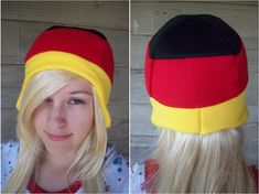 Germany Flag Hat  2014 Sochi Winter Olympics Get it just by Akiseo, $15.00