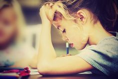 Anxious Kids At School. How to Help Them Soar.