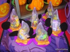 Halloween Treats in Disney World  Things to keep an eye out for!