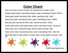 Color Chant