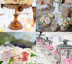 How to Create a Romantic Wedding Centerpiece