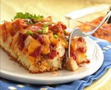 Weight Watchers Chicken Fiesta Bake