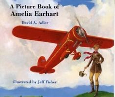 Picture Book Of Amelia Earhart