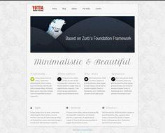 wordpress theme yotta screenshot 2
