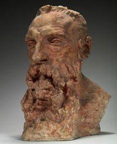Buste de Rodin Camille Claudel, 1888-1889,