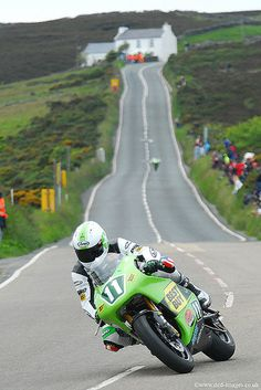Brammo TTR Isle Of Man