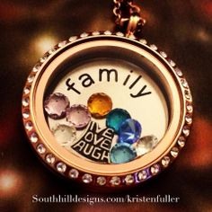 Give her a special way to keep her family close to her heart!