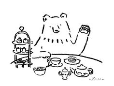 高旗将雄のホームページ masao takahata's homepage Minimal Drawings, Cool Art Drawings, Line Doodles, Animal Doodles, Japanese Logo, Line Illustration, Drawing Skills, Hoody, Painting & Drawing