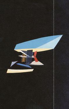 Zaha Hadid. AA Files 17 Spring 1989: 67