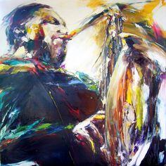 Discover the artworks of international artist christian Vey Christian Vey Online Art Gallery Jazz Art, Jazz Music, Play That Funky Music, Jazz Blues, International Artist, Music Stuff, African Art, Black Art, Online Art Gallery