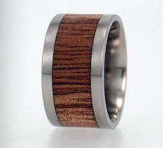 Koa Wood Inlay