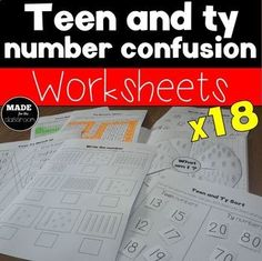 Math Resources, Math Activities, Maths, Confused, Worksheets, Stage, Teen, Classroom, Student