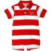 Nebraska Cornhuskers Infant Outfit #UltimateTailgate #Fanatics