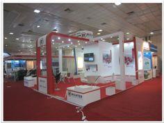 Exhibition Setup - Chemtech