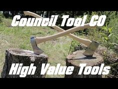 Council Tool Axes| American Quality for Competitve Prices