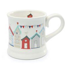 Brighton Beach Hut Mug