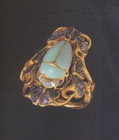 Beetle ring Renee Lalique