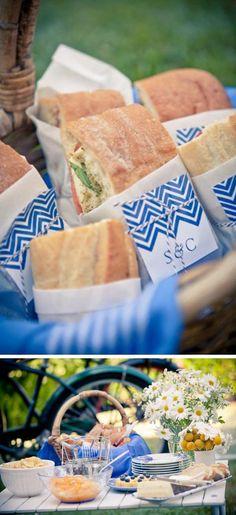 preparar picnic