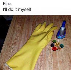 """Fine. I'll do it myself"" Thanos, Infinity War, Marvel"