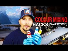 Colour mixing - Create Effects + What's on my Palette! Oil Painting Lessons, Oil Painting Techniques, Painting Tutorials, Painting Tools, Painting Videos, Art Techniques, Art Tutorials, Drawing Programs, Art Basics