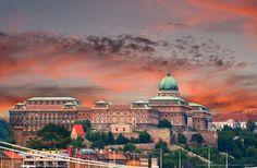 Royal Palace of Buda, Budapest - Hungary